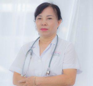 Bác sỹ: CKI Nguyễn Thị Thoàn
